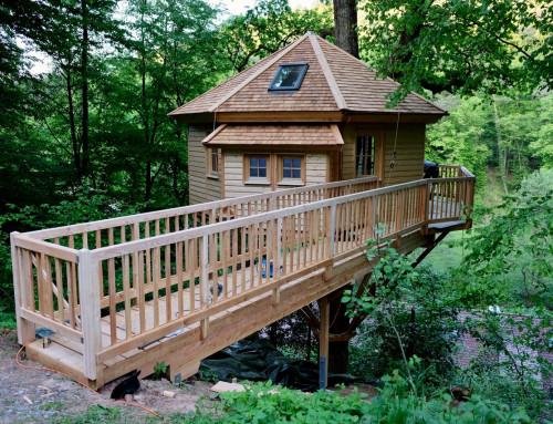 Baumhaushotel Seemühle N°8